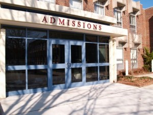 college admisions counselors