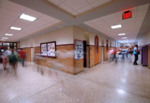 Searching for a Brick and Mortar High School?