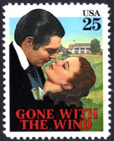bigstock-Gone-With-the-Wind-stamp-7545081